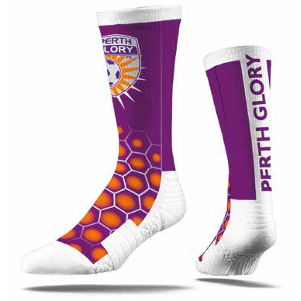 Socks - Strideline Comfy Crew Socks