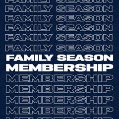 Family Season Membership – 2 Adults & 2 Juniors (U18)