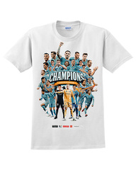 *PRE-ORDER* A-LEAGUE 2021 CHAMPIONS TEE - YOUTH