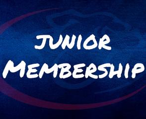 Junior Membership (Under 18 years)