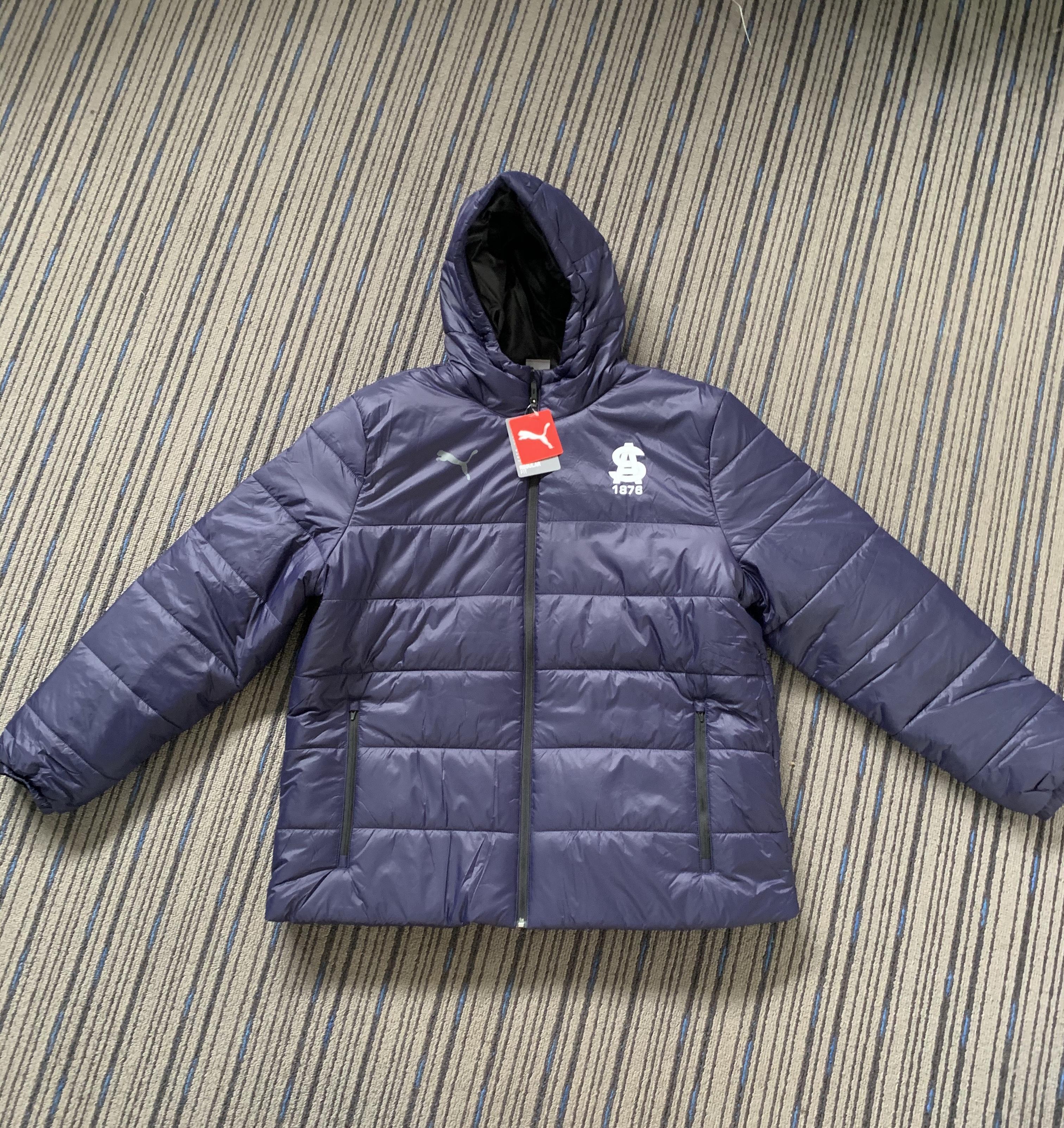 2021 PUMA Padded Jacket