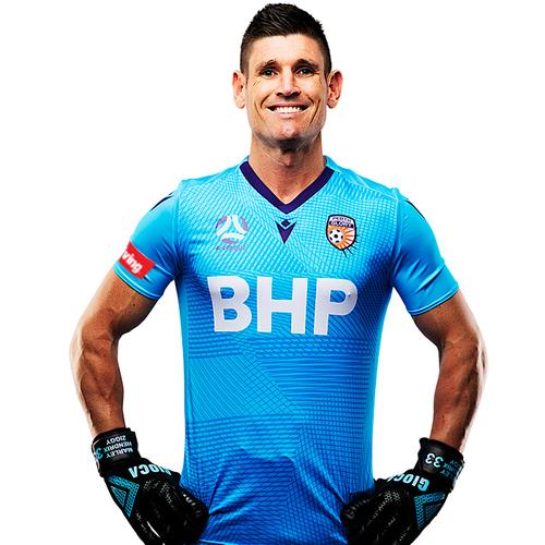 2020-21 Goalkeeper Jersey - Adult (Blue)