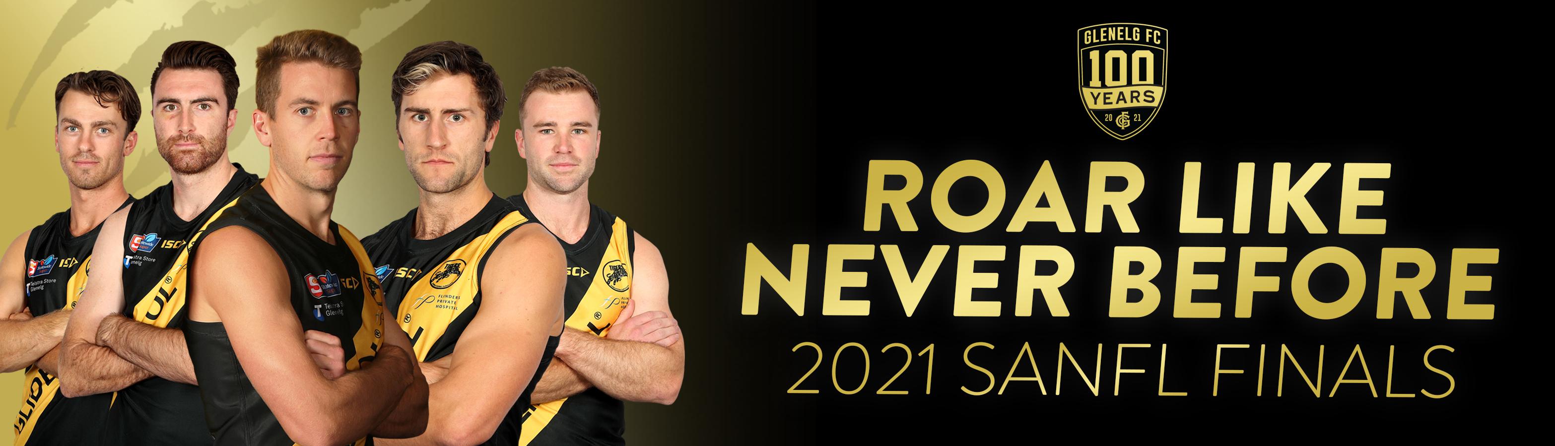 2021 Finals Sticker