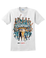 A-LEAGUE 2021 CHAMPIONS TEE - MENS