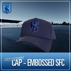 Cap - Embossed SFC Dark