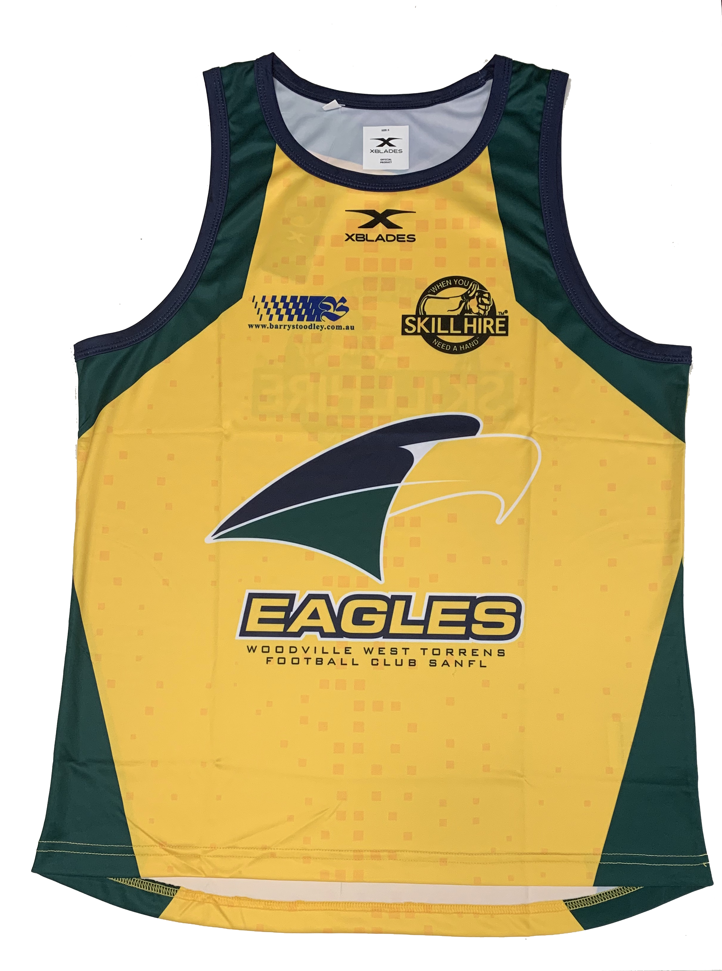 Eagles Training Singlet