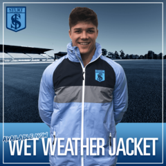 Wet Weather Jacket - Light Blue