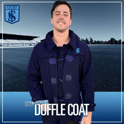 Pre-Order: Duffle Coat