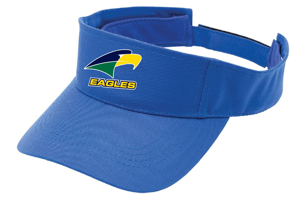 Eagles Sun Visor