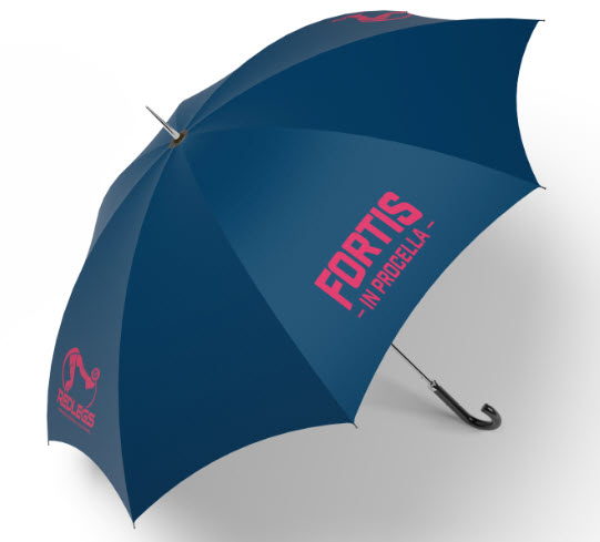 FORTIS IN PROCELLA GOLF UMBRELLA