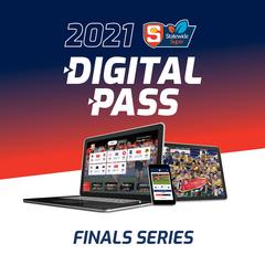 Digital Pass - SANFL Statewide Super League Finals Series Pass