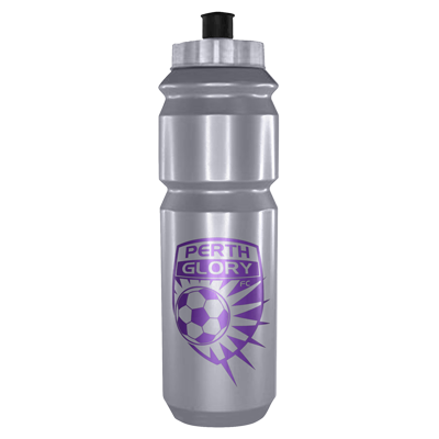 Drink Bottle - Silver