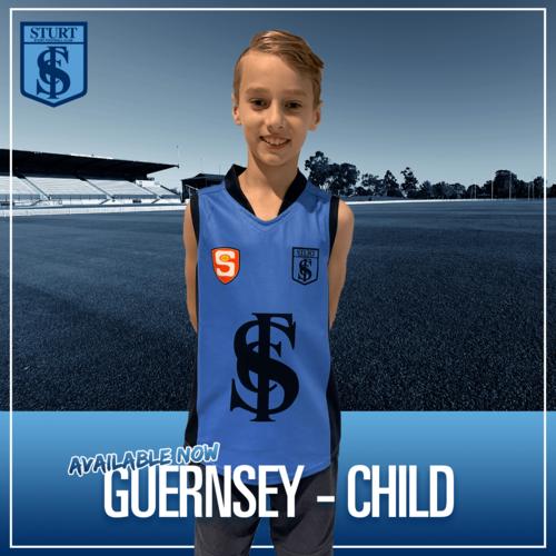 Guernsey - Child