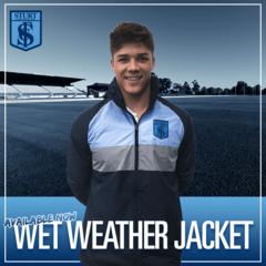 Wet Weather Jacket - Dark Blue