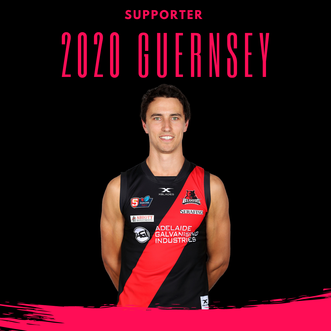 2020 Supporter Guernsey