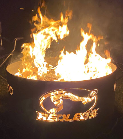 REDLEGS - NORWOOD FC FIREPIT