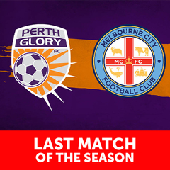 Westfield W-League Friday 19th March Ticket vs. Melbourne City – Junior