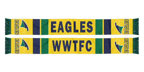 Eagles Double Sided Scarf (version 2)