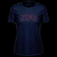 Women's Finals T-Shirt - NFC Glitter