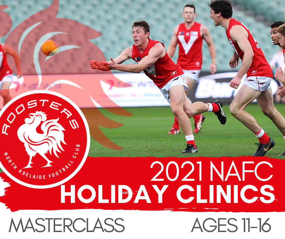 2021 Holiday Clinic - MASTERCLASS | Ages 11-16
