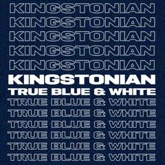 Kingstonian True Blue & White Membership