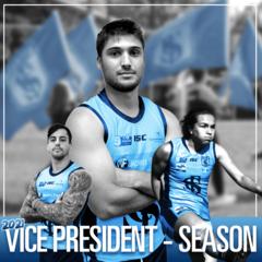 2021 Vice President (Season)