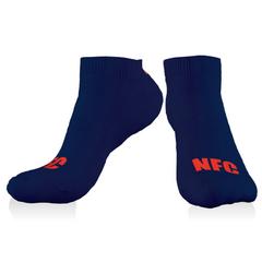2021 Navy Ankle Socks