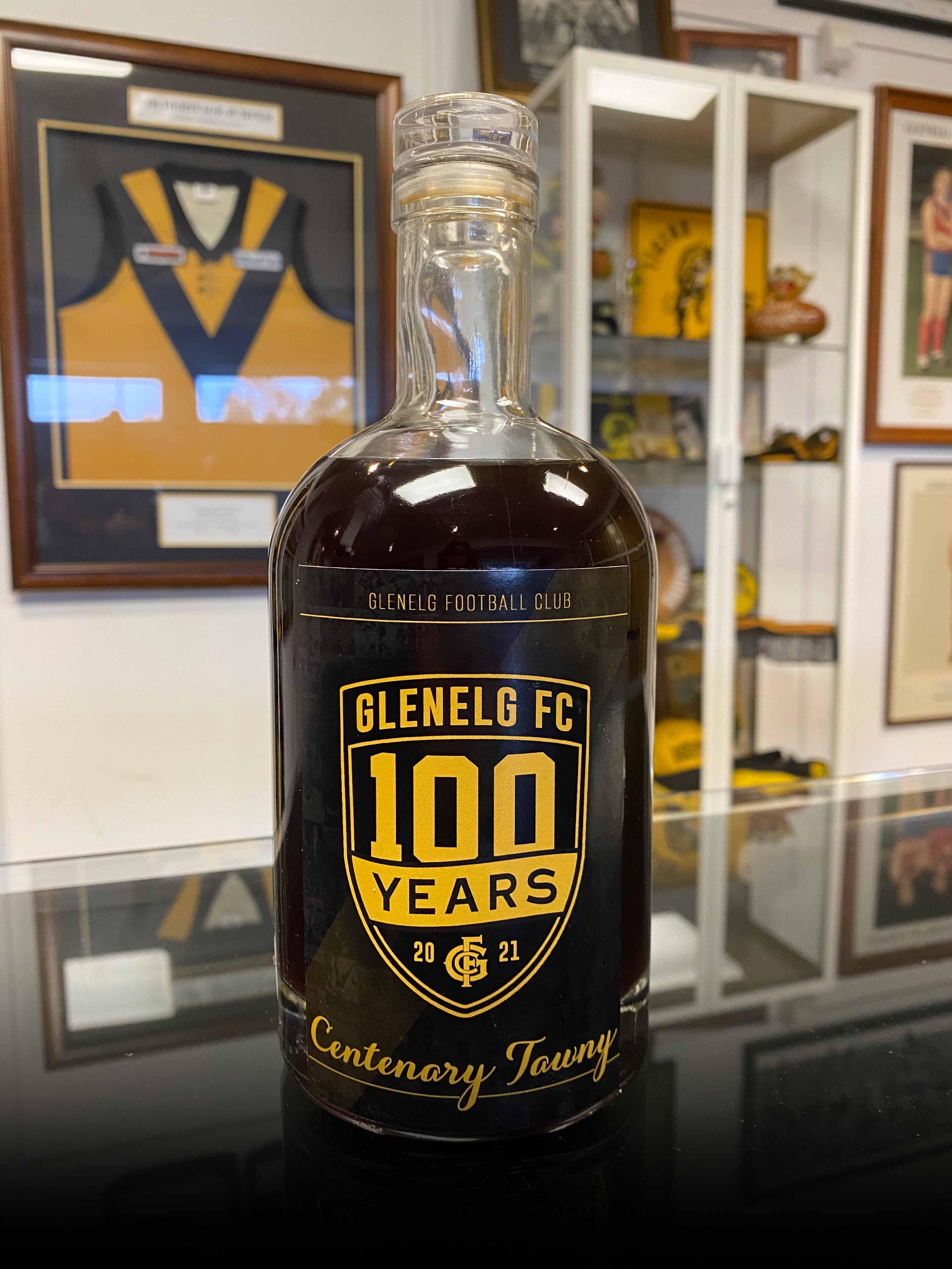 Centenary Tawny