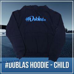 #Dublas Hoodie - Child