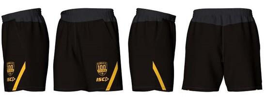 2021 100 Year Shorts