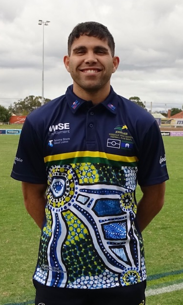 Eagles Indigenous Polo Pre-order by 6th June (available late June)