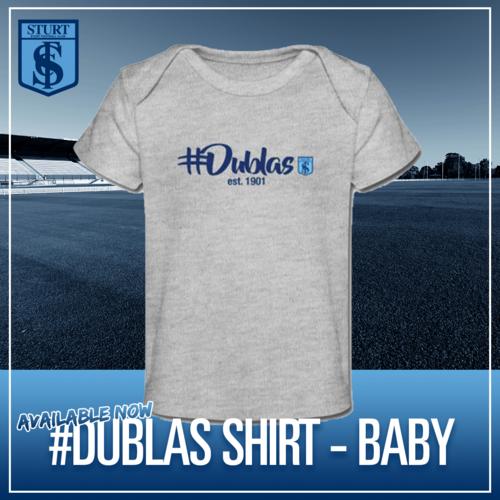 #Dublas Shirt - Baby