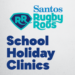 Santos RugbyRoos Clinic - Thu 30 September 2021 (Strictly Ages 5-7 Years)