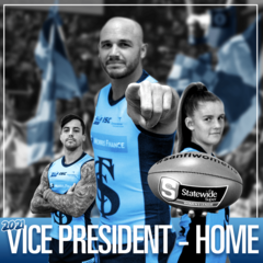 2021 Vice President (Home Match)