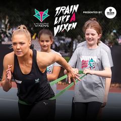 Train Like a Vixen - Individual, 7th July