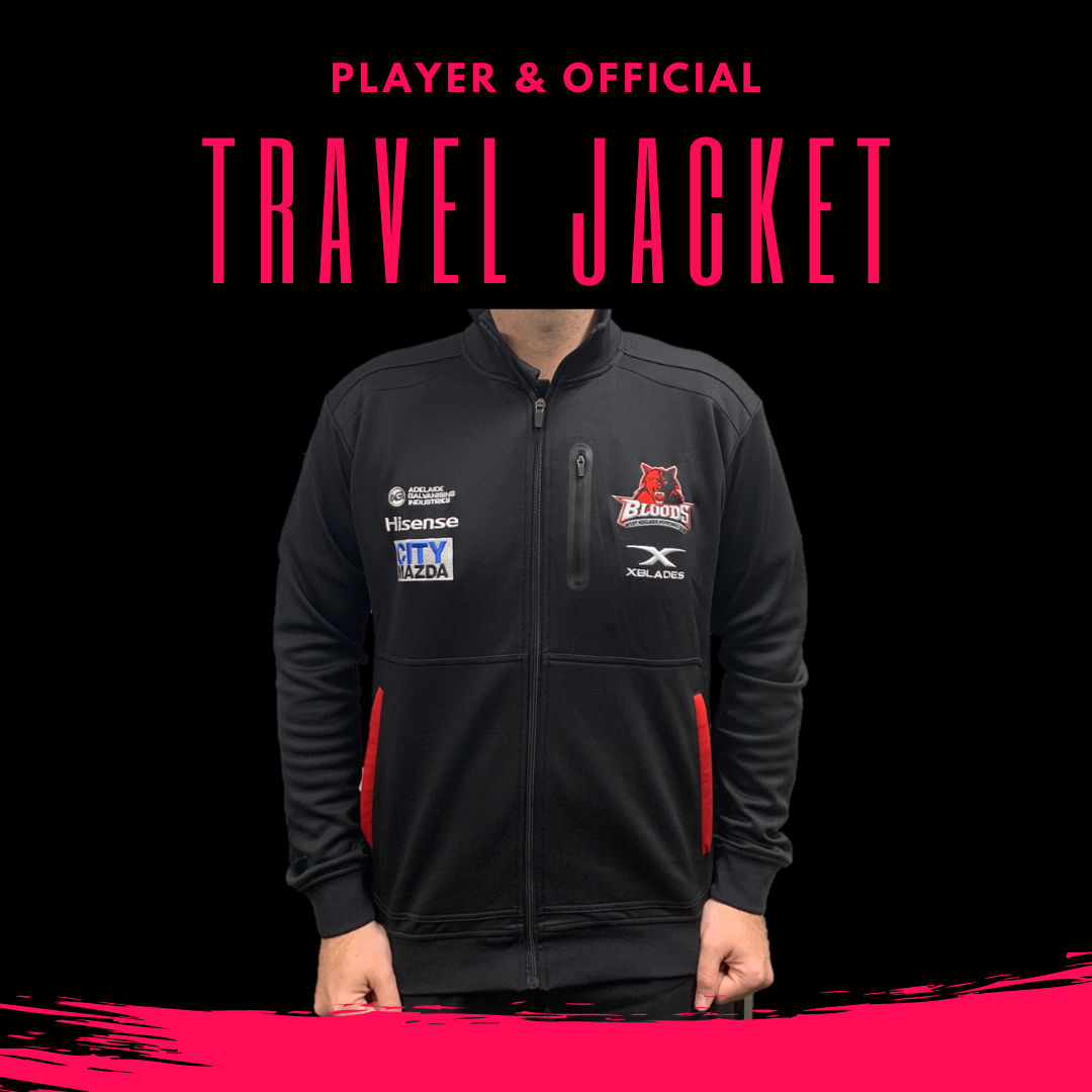 2020 Player & Official Travel Jacket