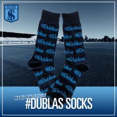 #Dublas Socks