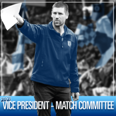 2021 Vice Presidents Match Committee