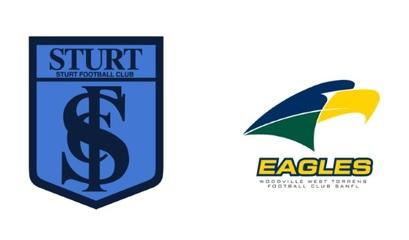Round 19: Sturt FC v Woodville-West Torrens FC Adult Ticket