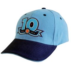 10YR ANNIVERSARY CAP