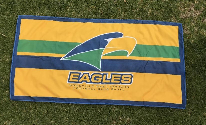 Eagles Towel 148cm X 73cm
