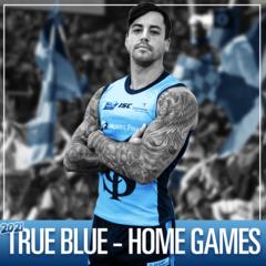 2021 True Blue - All Home Games - Concession