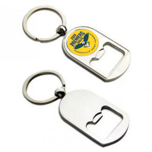 Premiers Bottle opener keyring (available late January)