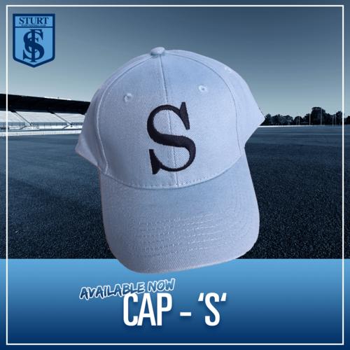 Cap - 'S'