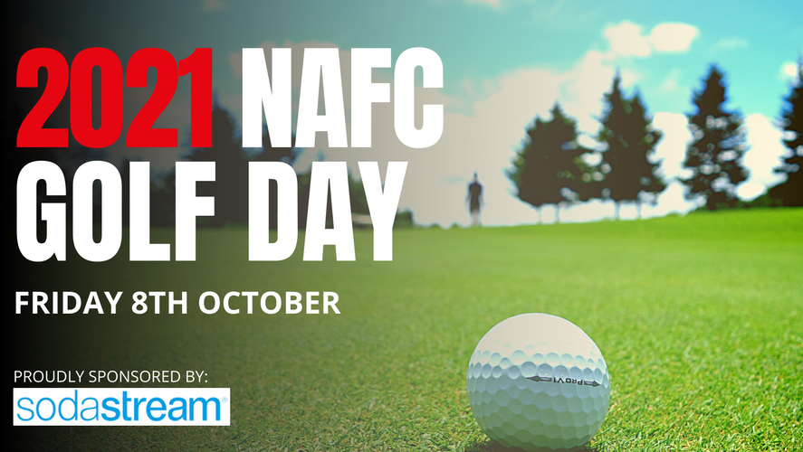 2021 NAFC Golf Day - Individual Player