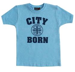 CITY BORN TEE - YOUTH