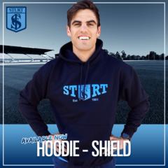 Hoodie - Shield