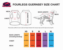 FOURLEGS GUERNSEY NUMBERED