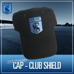 Cap - Club Shield