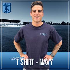 T Shirt - Navy (Men's)